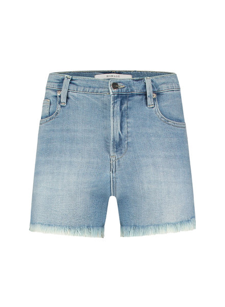 Homage Homage jeans short   With frayed
