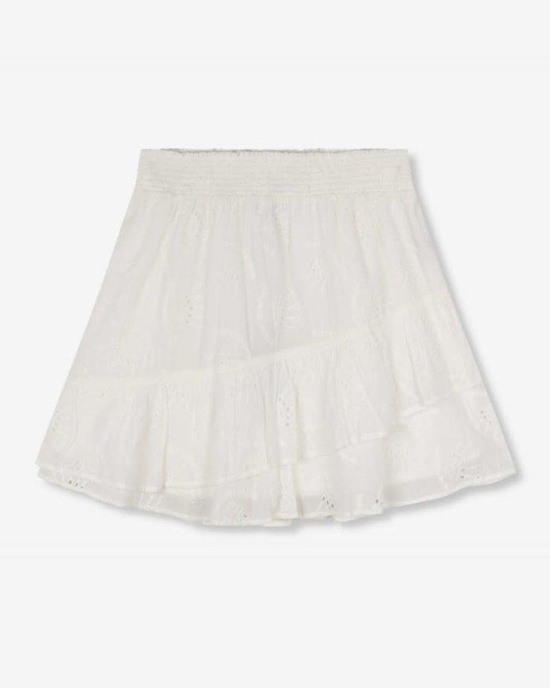 ALIX The Label Alix  broderie mini skirt 2104276055