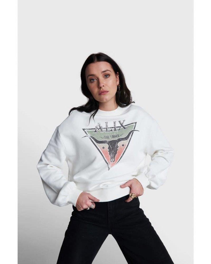 ALIX The Label Alix triangle sweater  2104807138