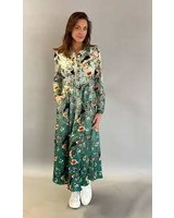 Est'Toekan big maxi dress