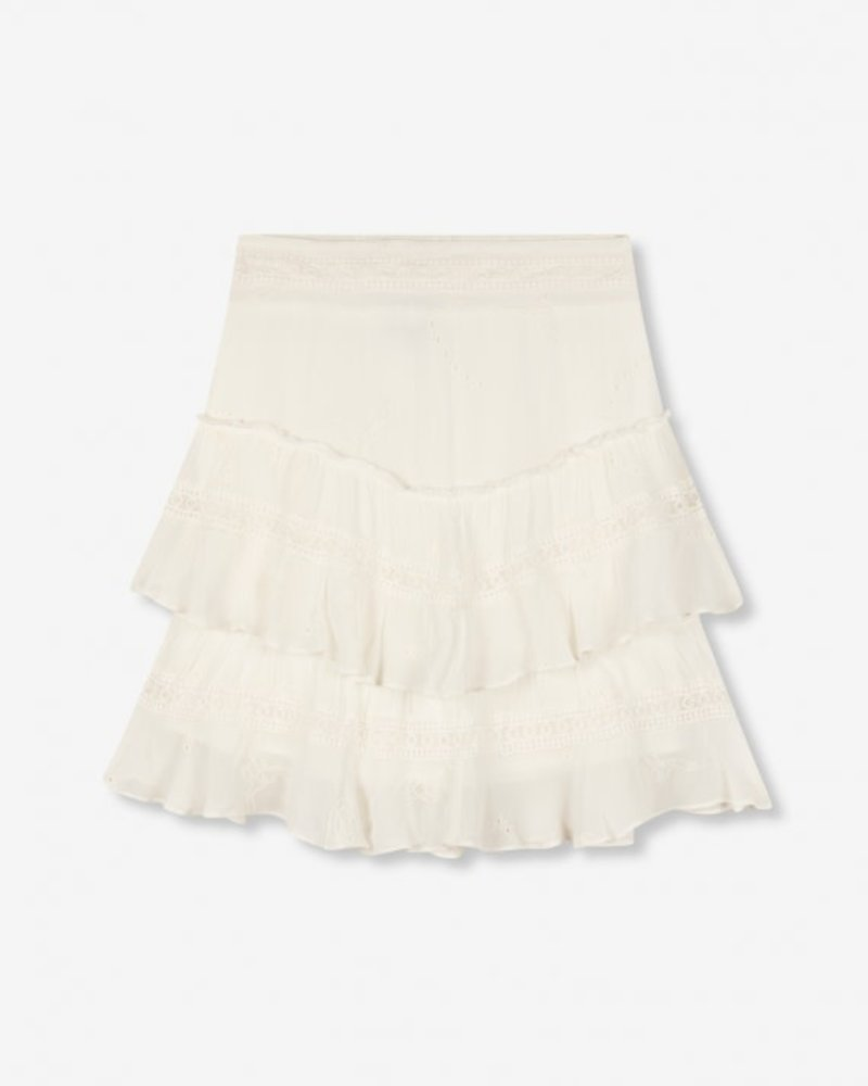 ALIX The Label Alix embroidery skirt 2106212037