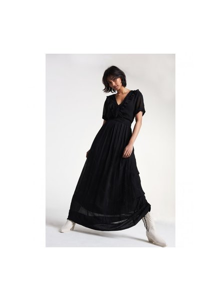 ALIX The Label Alix embroidery chiffon dress 2106312066