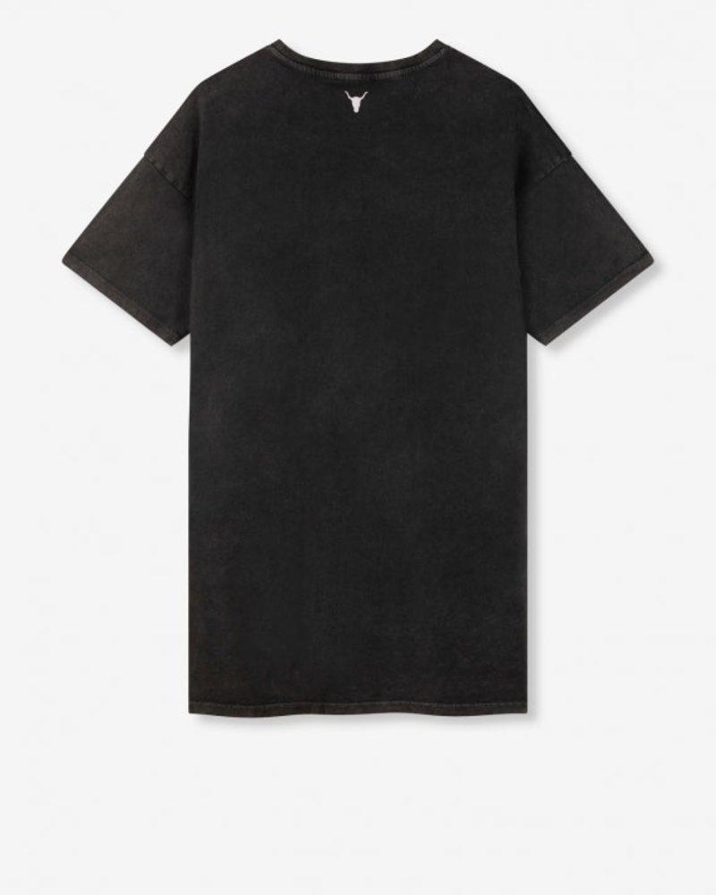 ALIX The Label Alix tiger T-shirt dress 2106819040