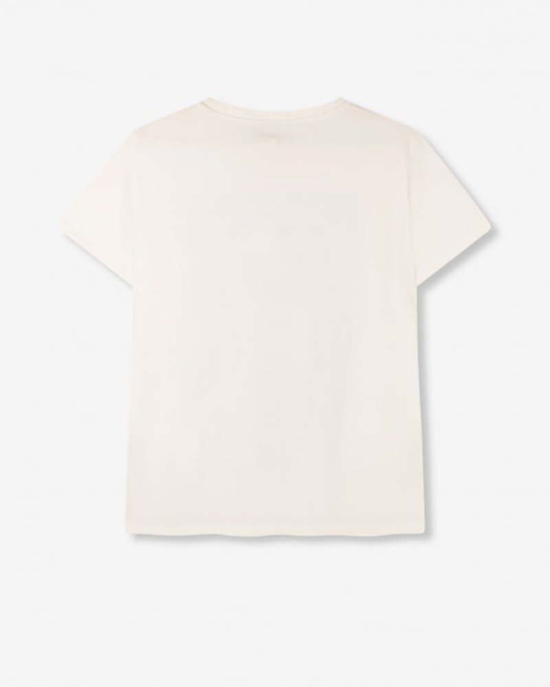 ALIX The Label Alix acid washed tiger t-shirt 2107892046