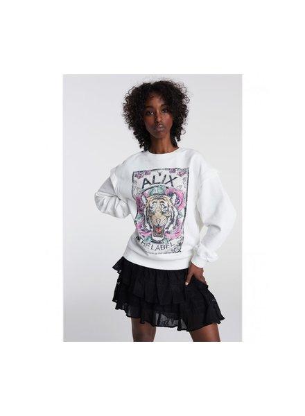ALIX The Label Alix cotten tiger Sweater 2107893046