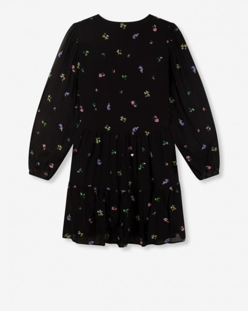 ALIX The Label Alix multi embroidery dress 2107303061