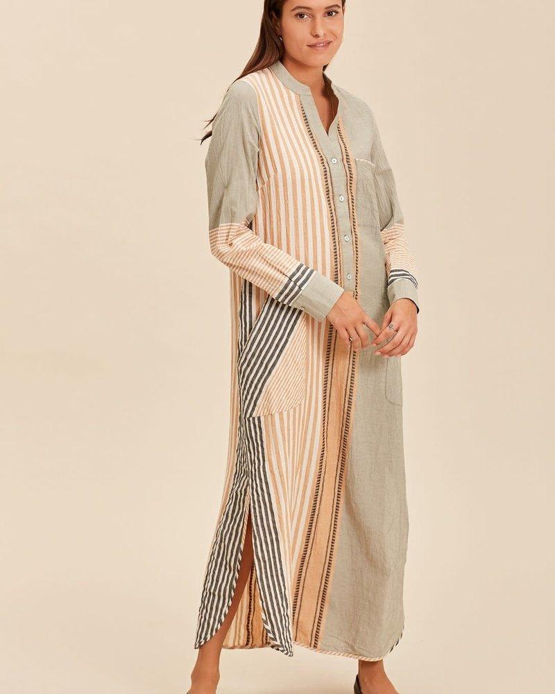 Devotion long dress 021357G