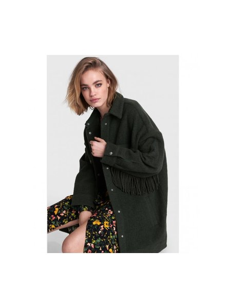 ALIX The Label Alix felted wool jacket 2108401077