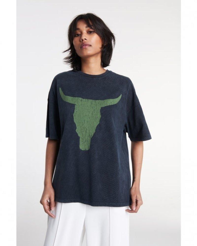 ALIX The Label Alix boxy bull T-shirt 2108819117