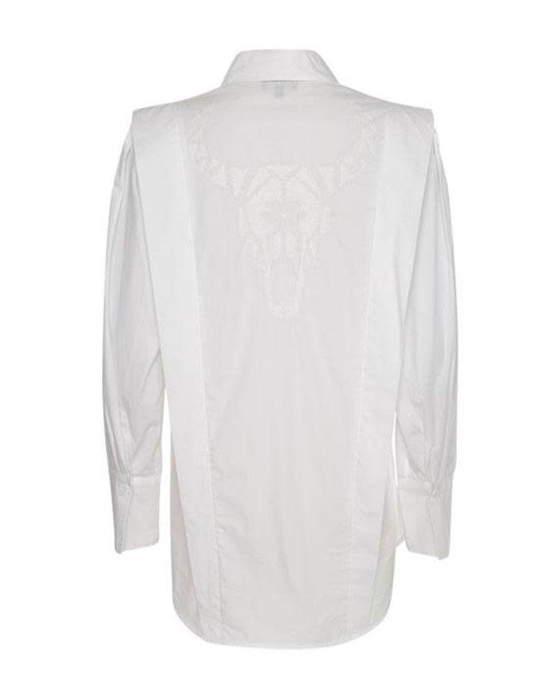 ALIX The Label Alix poplin blouse 2108908087