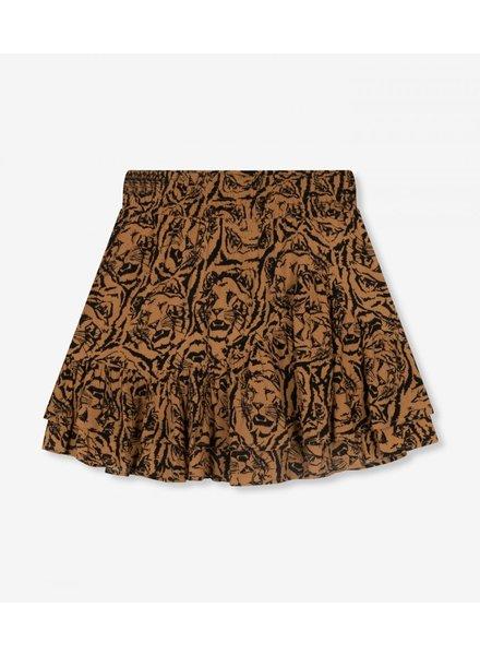 ALIX The Label Alix tiger head skirt 2108260101
