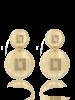 LOTT. GIOIELLI Lott Round Logo Sand