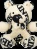 REINDERS Reinders teddy bear all over W2434