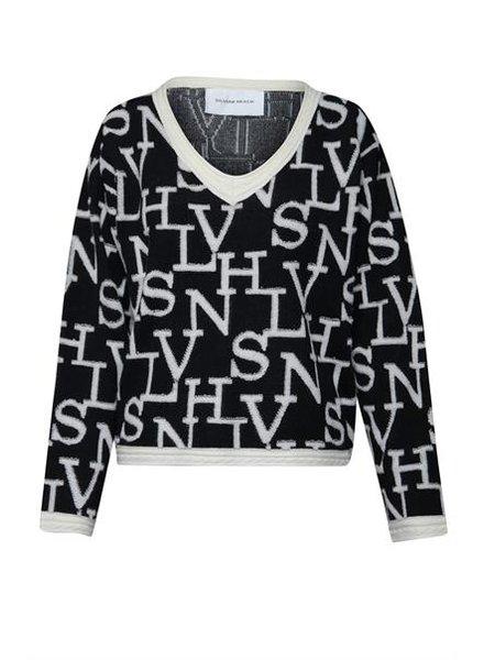 Silvian Heach Silvian Heach Sweater rijndel