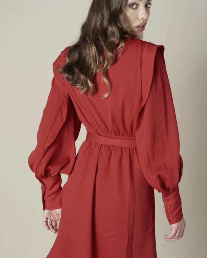 Silvian Heach Silvian Heach Alkasin dress W5585