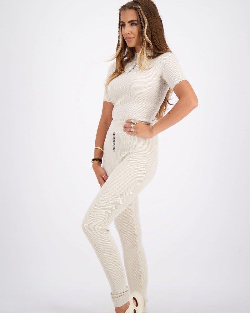 REINDERS Reinders Livia Top Knitwear short sleeve W2420