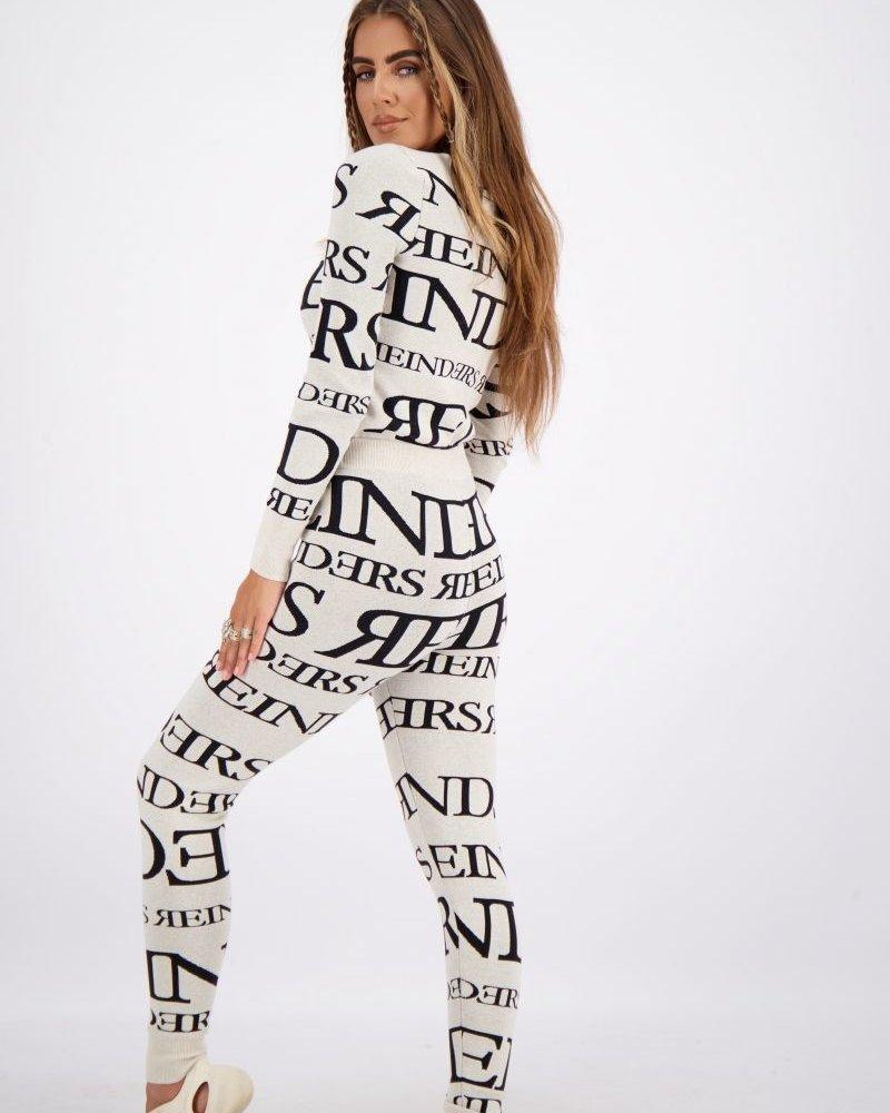 REINDERS Reinders W2410 pants all over print new