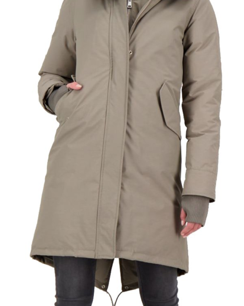 Airforce Airforce  double zip fishtail HRW0449