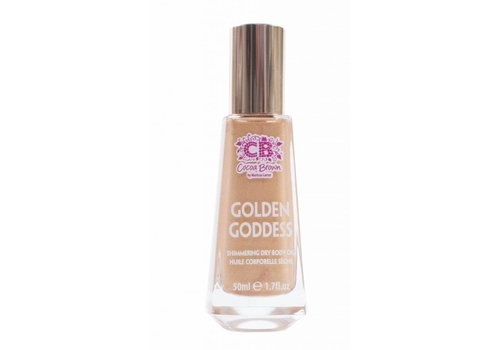 Cocoa Brown by Marissa Carter COCOA BROWN Golden Goddess Face and Body Oil