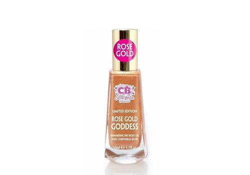Cocoa Brown by Marissa Carter COCOA BROWN Rose Golden Goddess Face and Body Oil