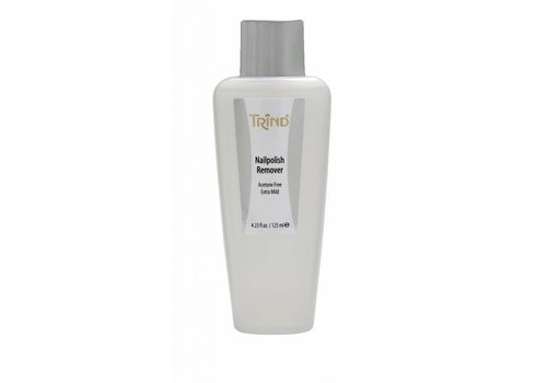Trind Hand & Nail Trind Nail Polish remover aceton free