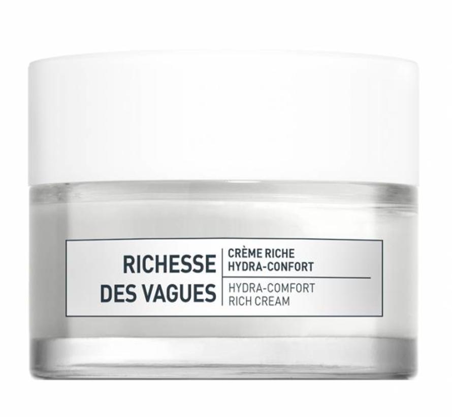 Hydra-Comfort Rich Cream – Richesse Des Vagues