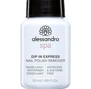 Alessandro hand en nagel verzorging  Spa Nail Dip in Express Nail Polish Remover