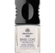 Alessandro hand en nagel verzorging  Spa Nail Base coat nagellak