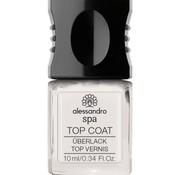 Alessandro hand en nagel verzorging producten Spa Nail Top Coat nagellak