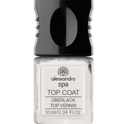Alessandro Spa Nail Top Coat nagellak