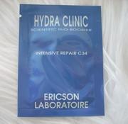 Ericson Laboratoire Sample Hydra Clinic Intensive Repair