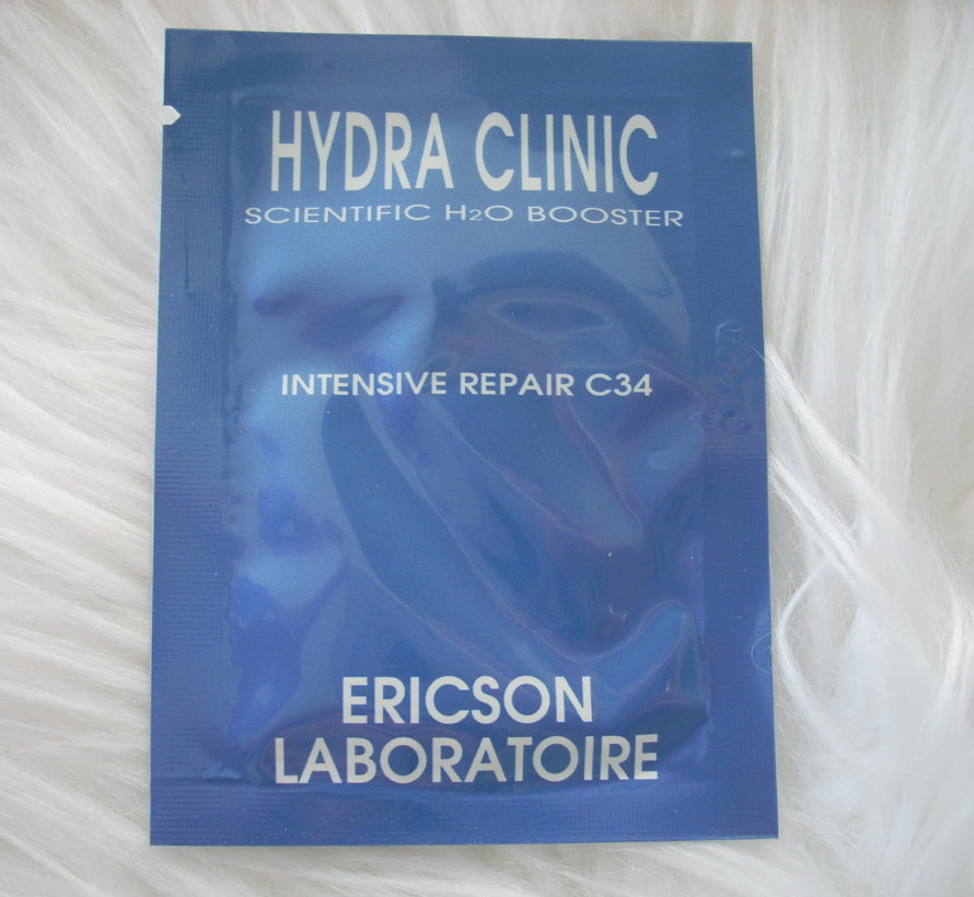 Sample  Hydra Clinic Intensive Repair