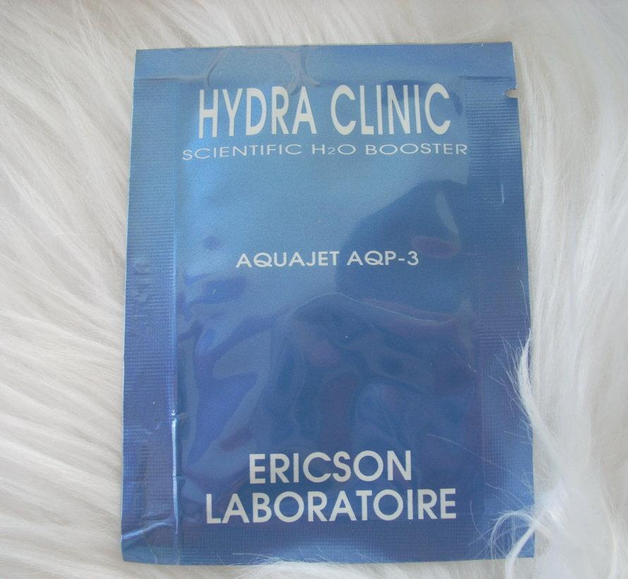 Sample  Hydra Clinic Aquajet serum