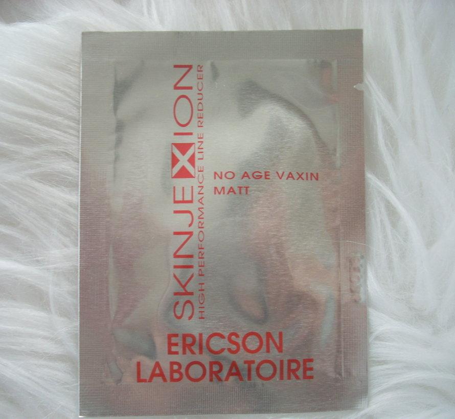 Sample Skinjexion No Age Vaxin Matt crème