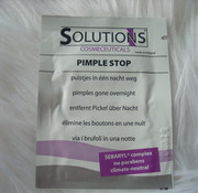 Solutions Cosmesuitical Sample Pimple Strop