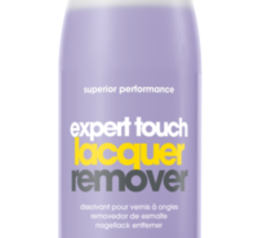 Laquer Remover expert touch 110ml
