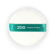 Zao essence of nature make-up  Poeder Puff / Powder puff