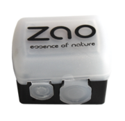 Zao essence of nature make-up  Potloodslijper / puntenslijper Duo