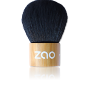 Zao essence of nature make-up  Bamboe Kabuki penseel  / kwast