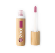 Zao essence of nature make-up  Bamboe Lip polish / lipgloss  037 (Rosewood)
