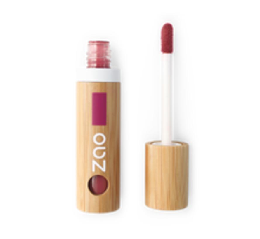 Bamboe Lip polish / lipgloss  036 (Cherry Red)