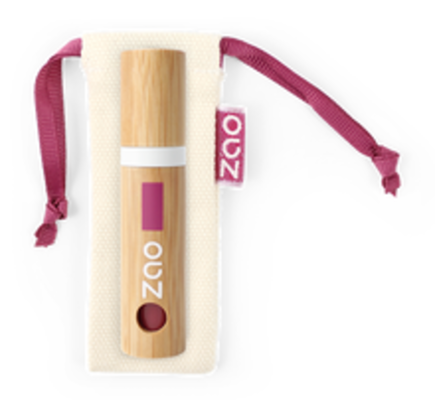 Bamboe Lip polish / lipgloss 031 (Burgundy)