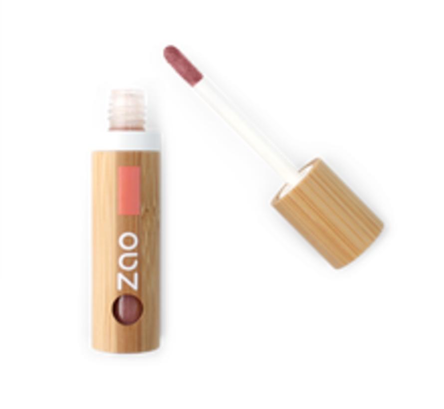 Bamboe Lipgloss 015 (Glam Brown)