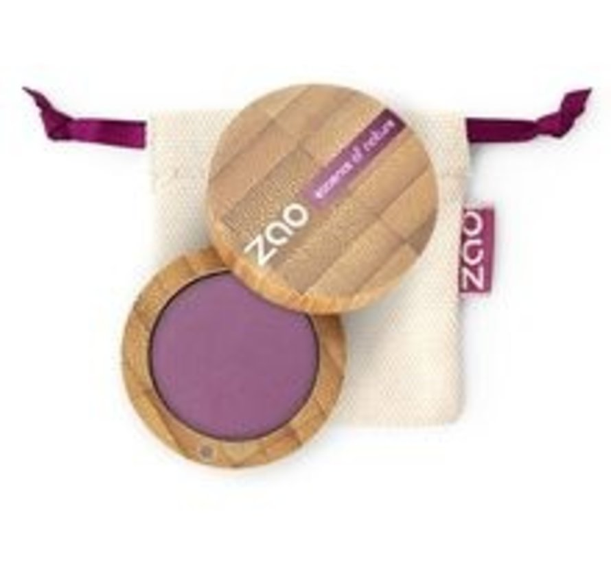 Bamboe Matte Oogschaduw 215 (Purplish Grape)