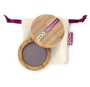 Zao essence of nature make-up  Bamboe Matte Oogschaduw 205 (Dark Purple)