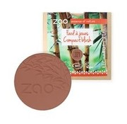 Zao essence of nature make-up  Refill Blush 321 (Brown Orange)