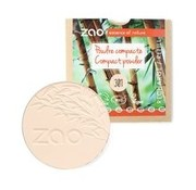 Zao essence of nature make-up  Refill Compact poeder 301 (Ivory)