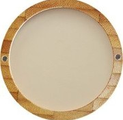 Zao essence of nature make-up  Bamboe Compact poeder 301 (Ivory)