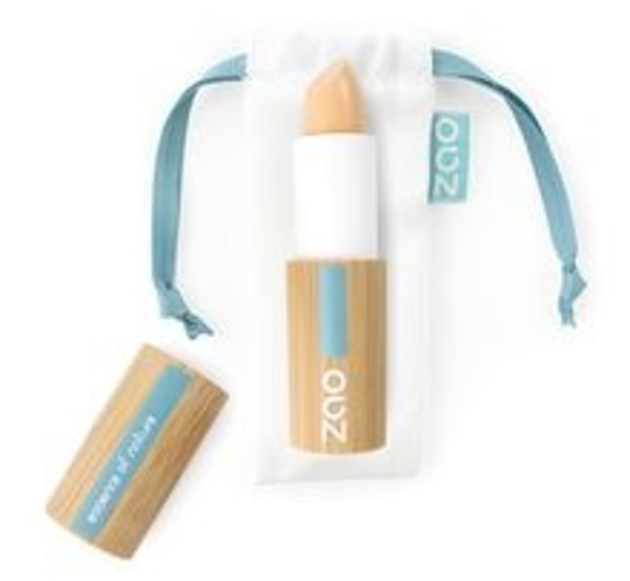 Bamboe Concealer  / camouflage stick 491 (ivory)