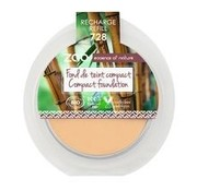 Zao essence of nature make-up  Refill Compact Foundation 728 (Very Light Ochre)